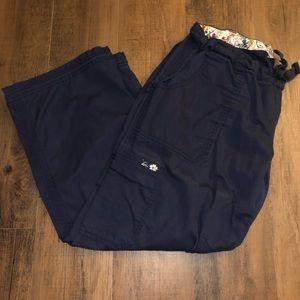 Koi Women's Extra Petite Lindsey Scrub Pants x 4